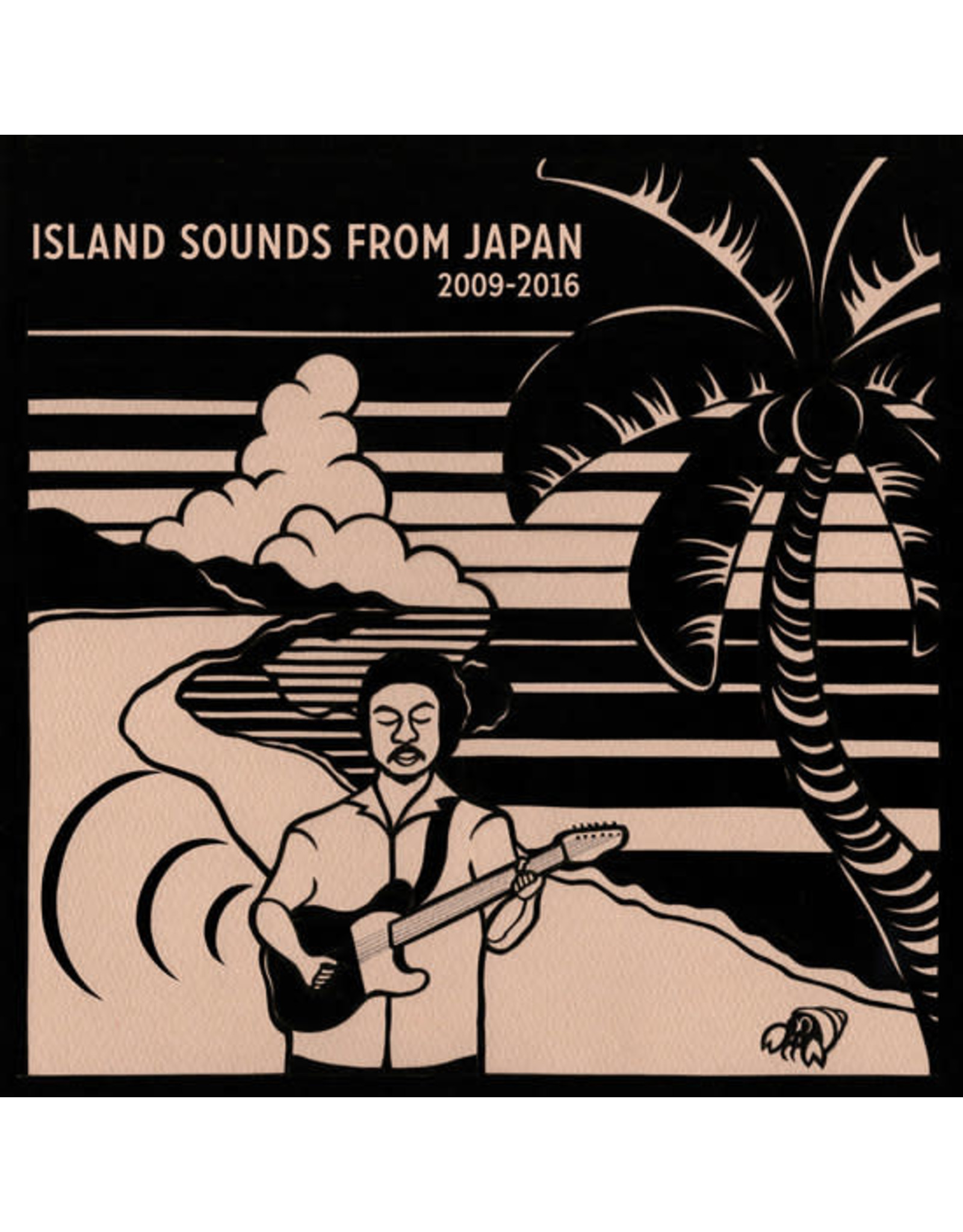 Time Capsule Various: Island Sounds from Japan 2009 - 2016 LP