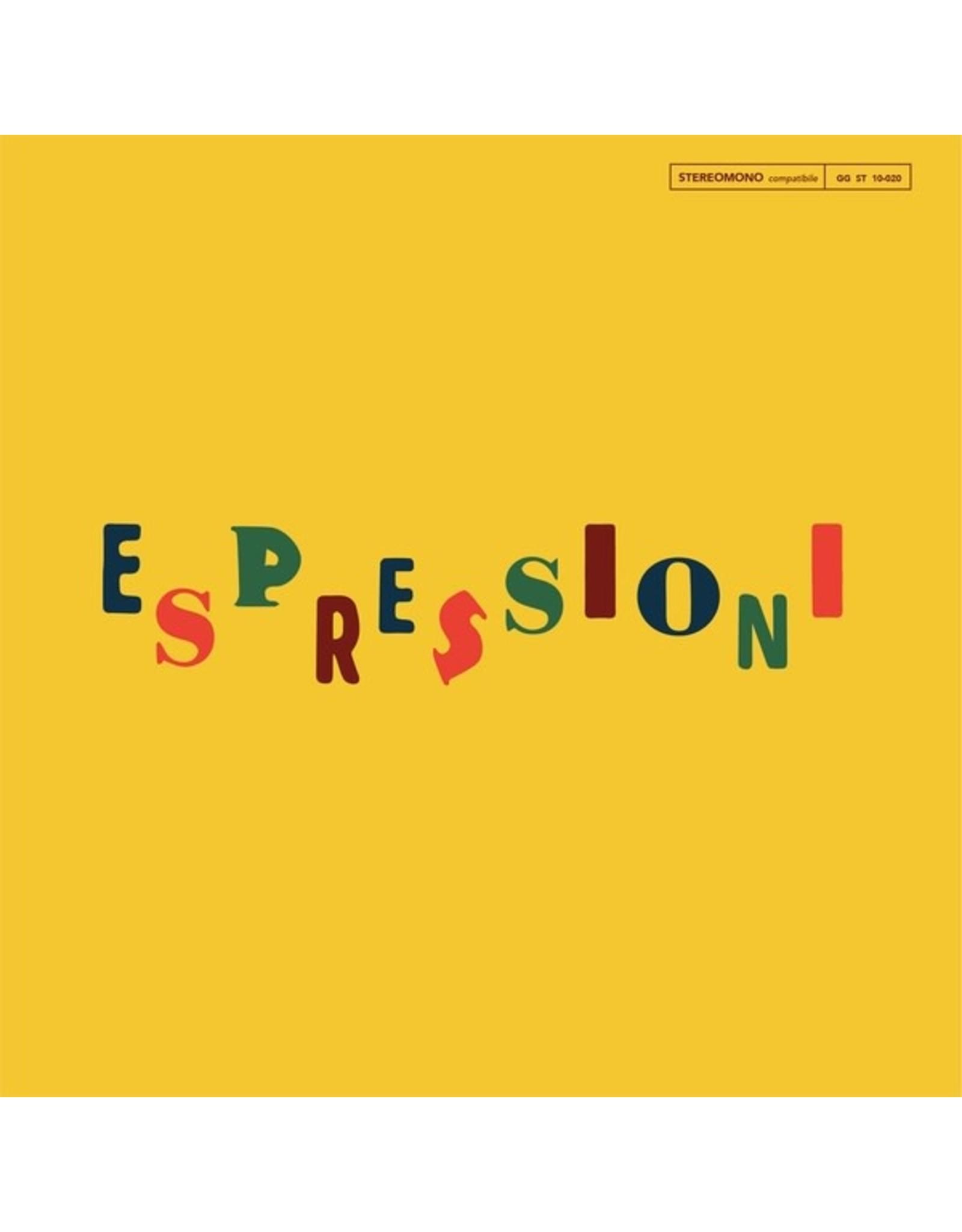 Loneos Nicolai, Bruno: Espressioni LP