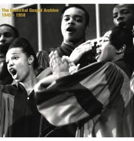Naked Lunch Various: Essential Gospel Archive 1945-1958 LP