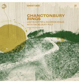 Hopper, Justin & Sharron Kraus w/ The Belbury Poly: Chanctonbury Rings LP