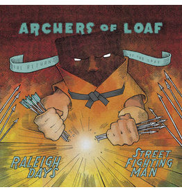 Merge Archers Of Loaf: 2020RSD - Raleigh Days/Street Fighting Man 7""