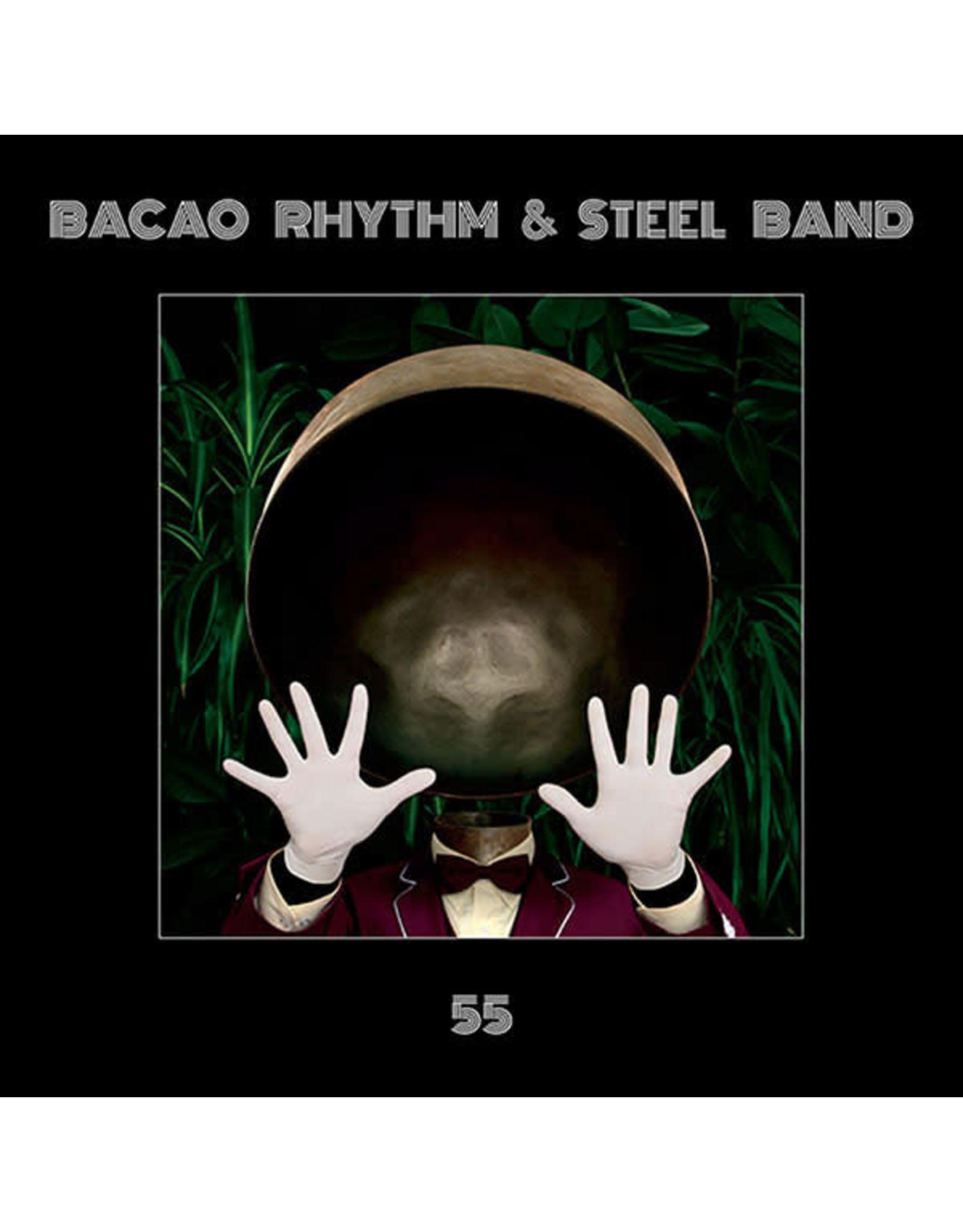 Big Crown Bacao Rhythm & Steel Band: 55 LP