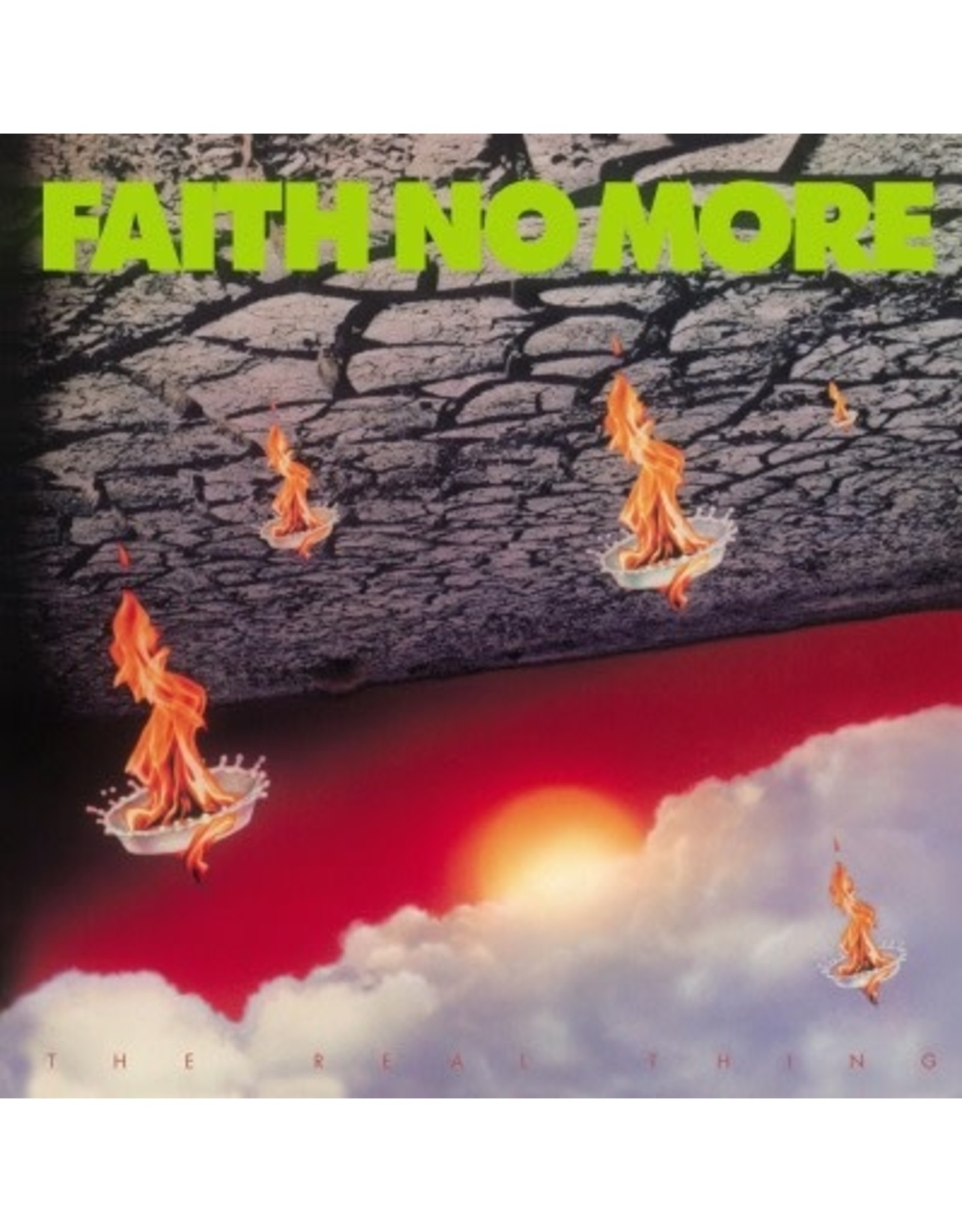 Music on Vinyl Faith No More: Real Thing LP