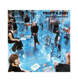 Panegyric Fripp, Robert & Brian Eno: No Pussyfooting LP