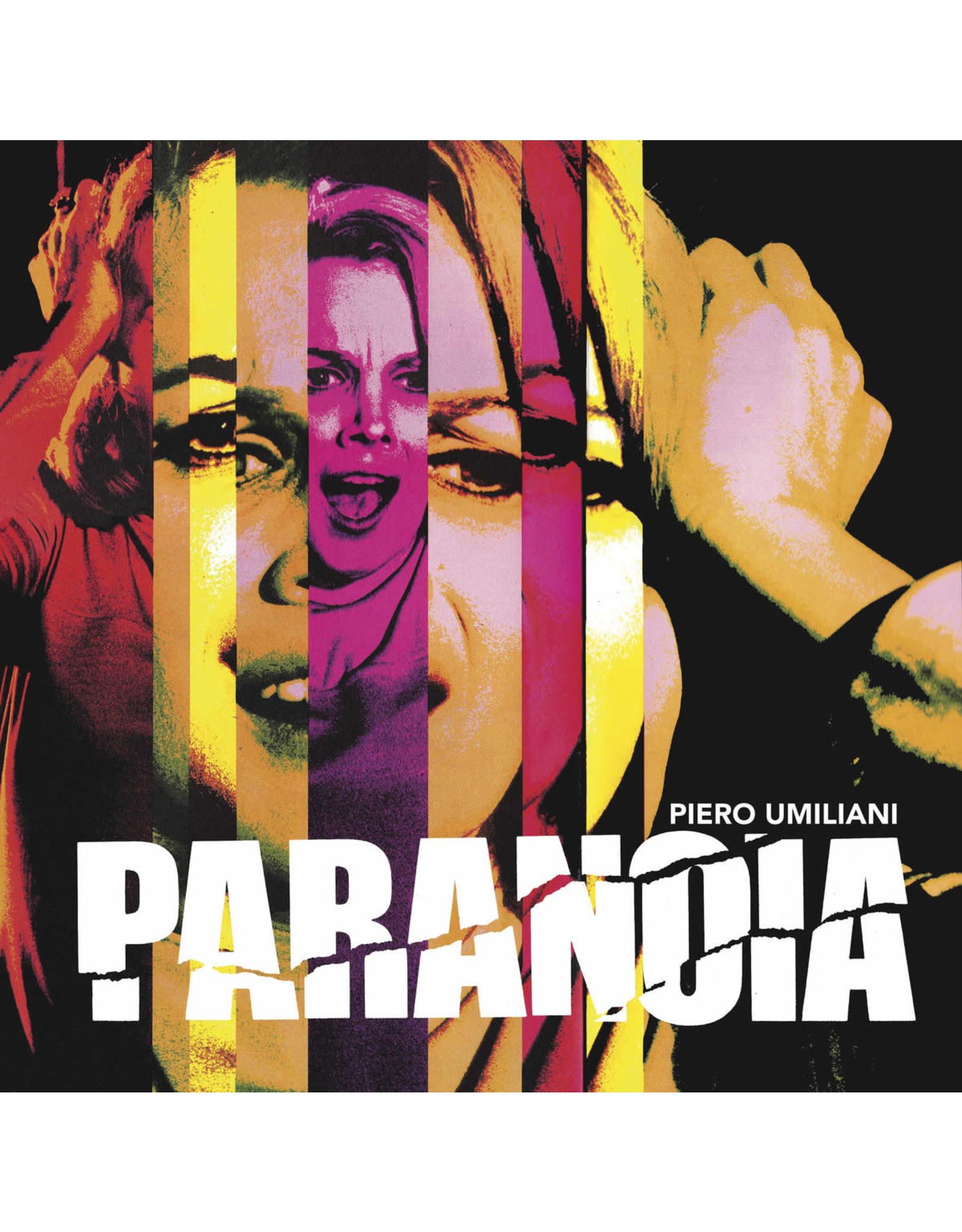 Four Flies Umiliani, Piero: Paranoia (Orgasmo) LP