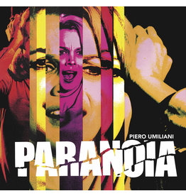 Four Flies Umiliani, Piero: Paranoia (Orgasmo) LP
