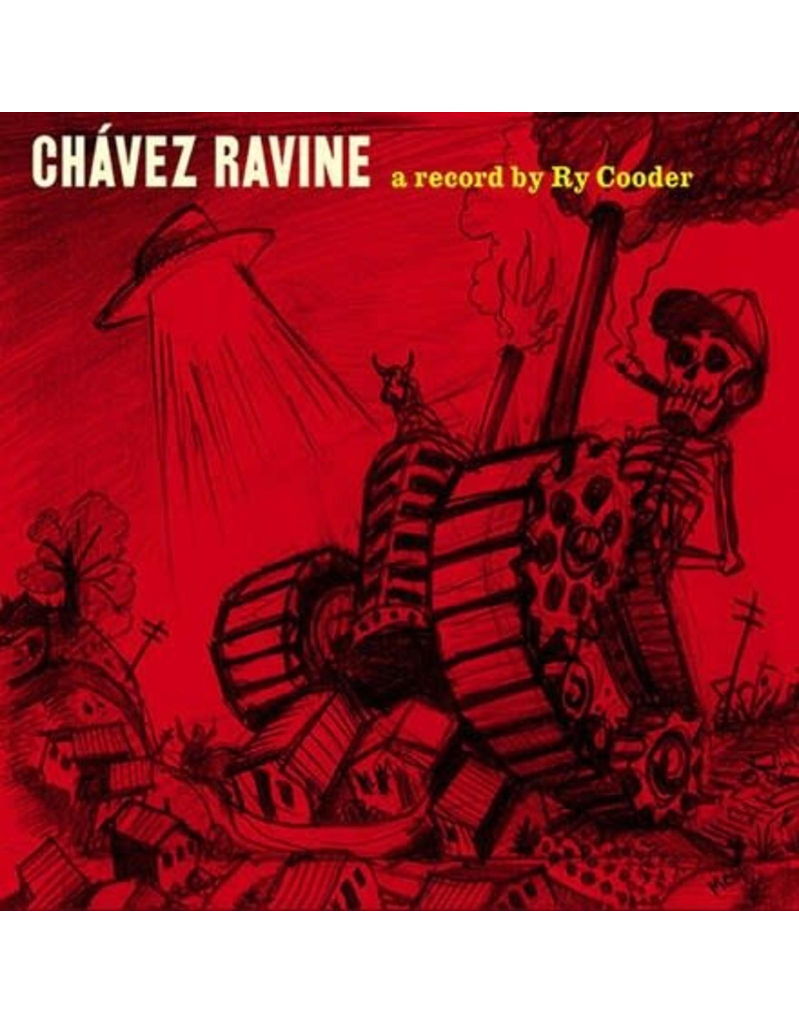 Nonesuch Cooder, Ry: Chavez Ravine LP