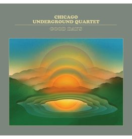 Astral Spirits Chicago Underground Quartet: Good Days LP