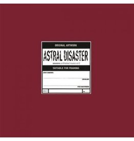 Prescription Coil: Astral Disaster Sessions Un/finished Musics Vol 2 LP