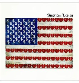 Epitaph Graffin, Greg: American Lesion (re-issue/re-master of 1997 release) LP