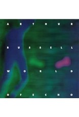 Audika Russell, Arthur: World of Echo LP