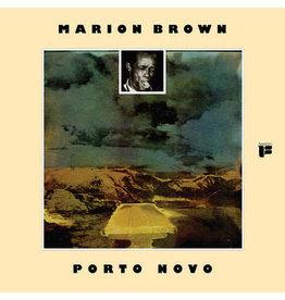 ORG Brown, Marion: 2020RSD - Porto Novo (red vinyl) LP