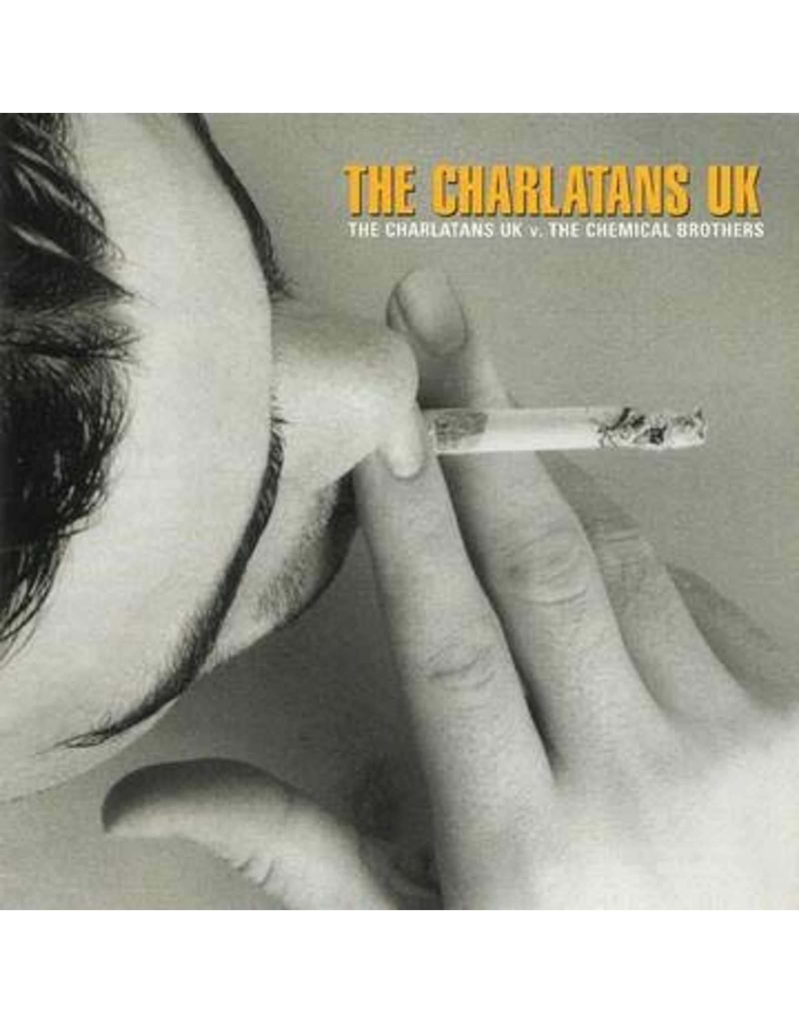 Beggars Charlatans UK: 2020RSD - The Charlatans UK vs. the Chemical Brothers LP