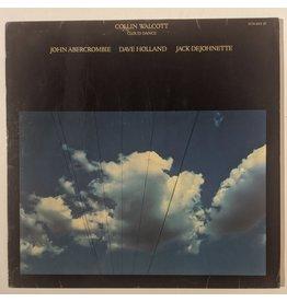 ECM USED: Collin Walcott: Cloud Dance LP