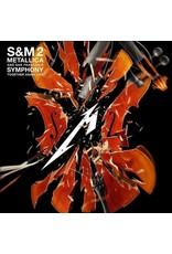 Blackened Metallica & San Francisco Symphony: S & M 2 (orange vinyl) 4LP