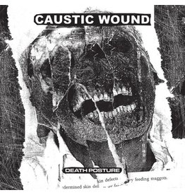 Profound Lore Caustic Wound: Death Posture LP
