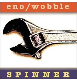 All Saints Eno, Brian & Jah Wobble: Spinner (25th Anniversary re-issue) LP