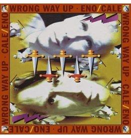 All Saints Eno, Brian & John Cale: Wrong Way Up LP