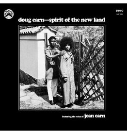 Real Gone Carn, Doug Featuring the Voice of Jean Carn: Spirit of the New Land LP