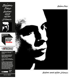 Astralwerks Eno, Brian: Before and After Science (half-speed remaster 45 RPM) LP