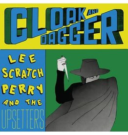 Music on Vinyl Perry, Lee Scratch: Cloak & Dagger (orange vinyl) LP
