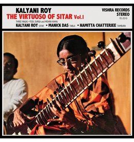 Vishra Roy, Kalyani: The Virtuoso Of Sitar Vol. 1 LP
