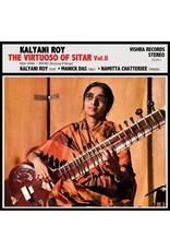 Vishra Roy, Kalyani: The Virtuoso Of Sitar Vol. II LP