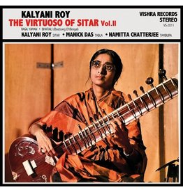 Vishra Roy, Kalyani: The Virtuoso Of Sitar Vol. II LP