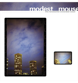 Glacial Pace Modest Mouse: Lonesome Crowded West LP