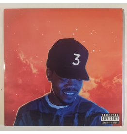 USED: Chance the Rapper: Coloring Book LP