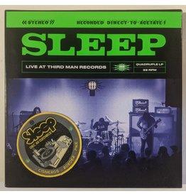 USED: Sleep: Live at Third Man BOX