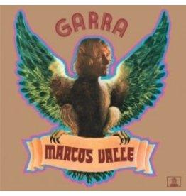 Elemental Valle, Marcos: Garra LP