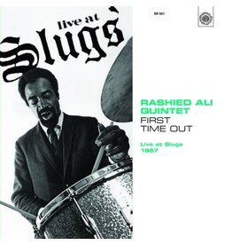 Survival Research Ali, Rashad Quintet: First Time Out - Live at Slugs LP