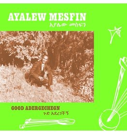 Now Again Mesfin, Ayalew: Good Aderegechegn LP