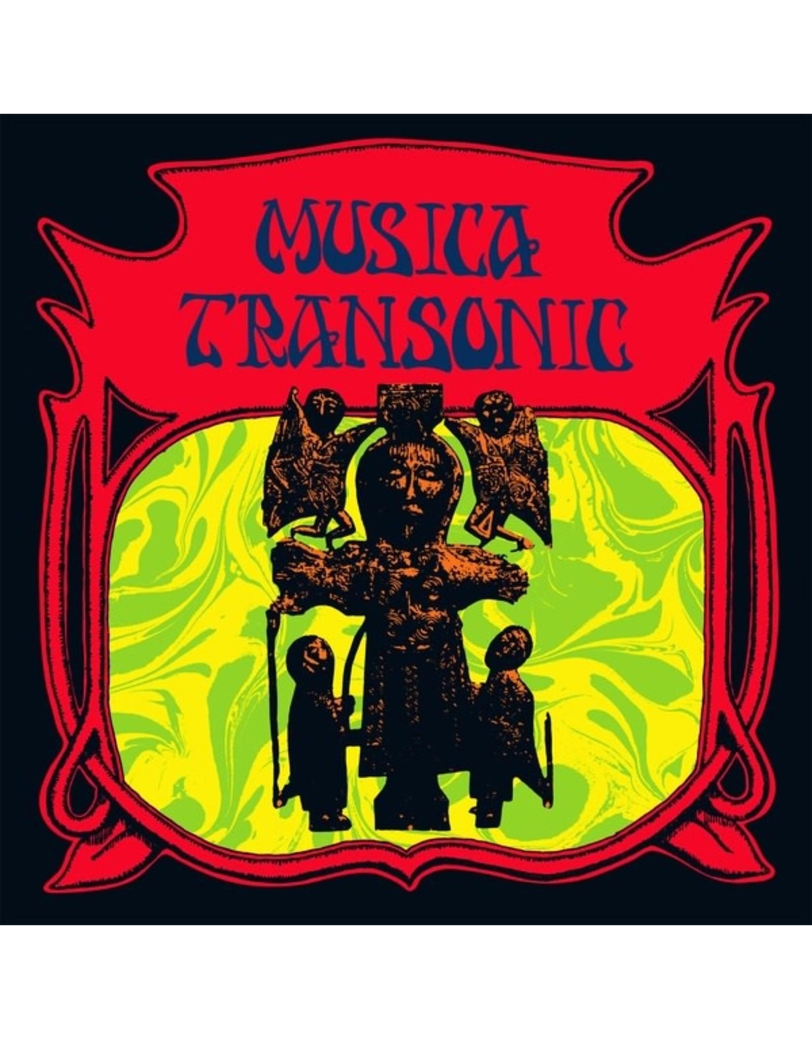 Black Editions Musica Transonic: s/t LP