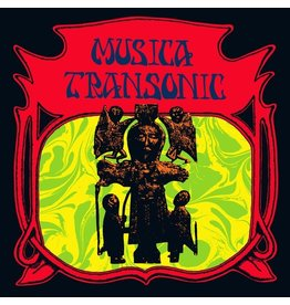 Black Editions Musica Transonic: s/t LP