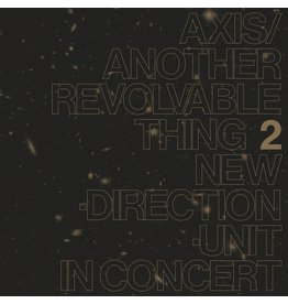 Blank Forms Takayanagi New Direction Unit, Masayuki: Axis/Another Revolvable Thing 2 LP