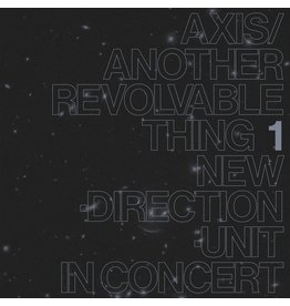 Blank Forms Takayanagi New Direction Unit, Masayuki: Axis/Another Revolvable Thing 1 LP