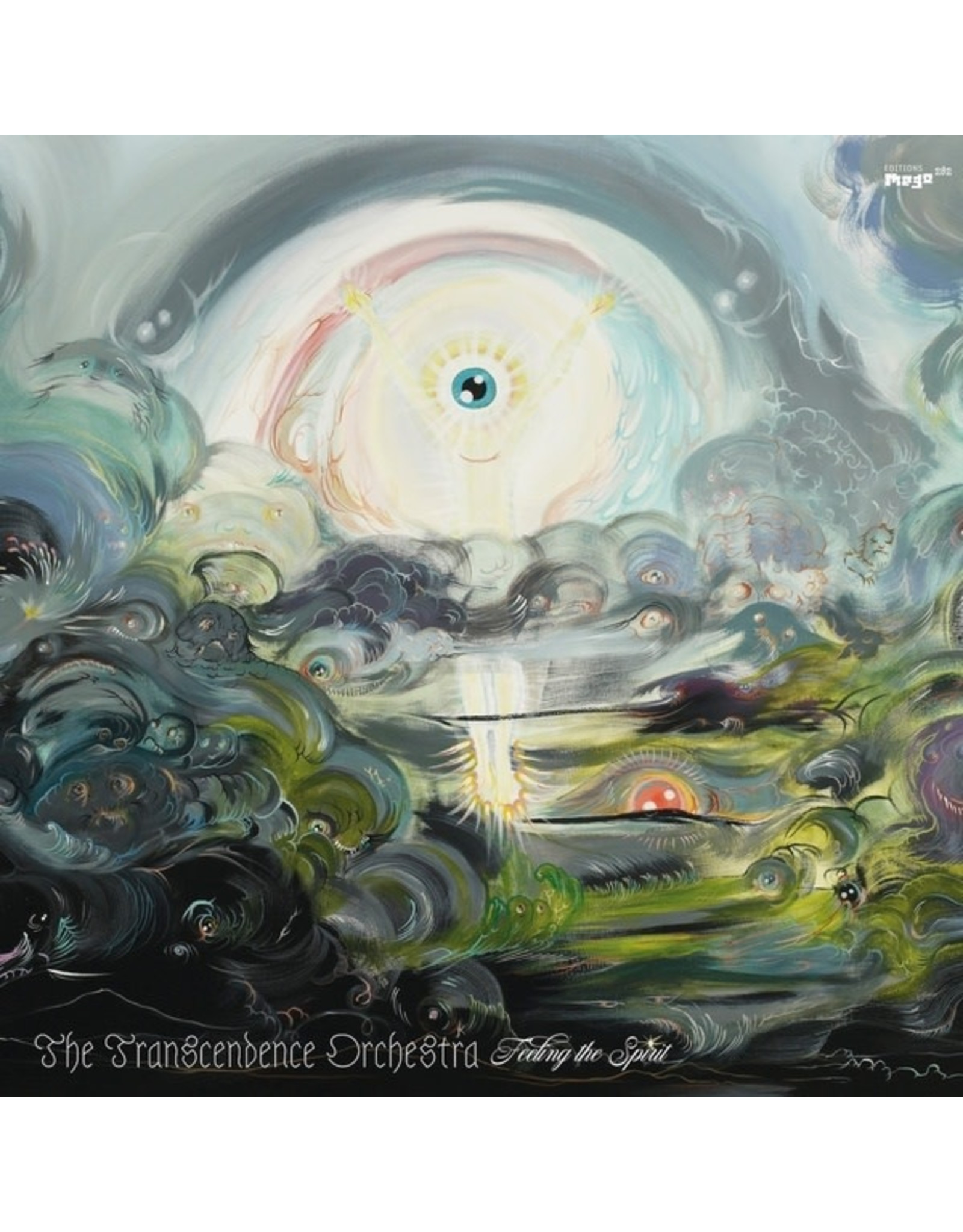Editions Mego Transcendence Orchestra: Feeling The Spirit LP