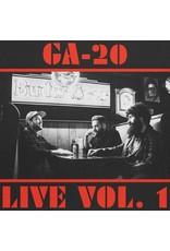"Karma Chief GA-20: Live Vol. 1 (teal coloured vinyl) 7"""
