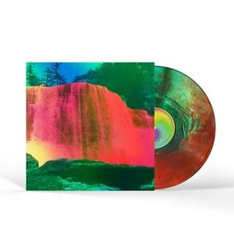 ATO My Morning Jacket: The Waterfall II (foil jacket/zoetrope labels/colour) LP