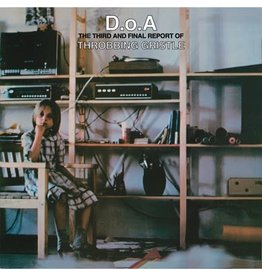 Mute Throbbing Gristle: D.O.A.: The Third And Final Report (green) LP