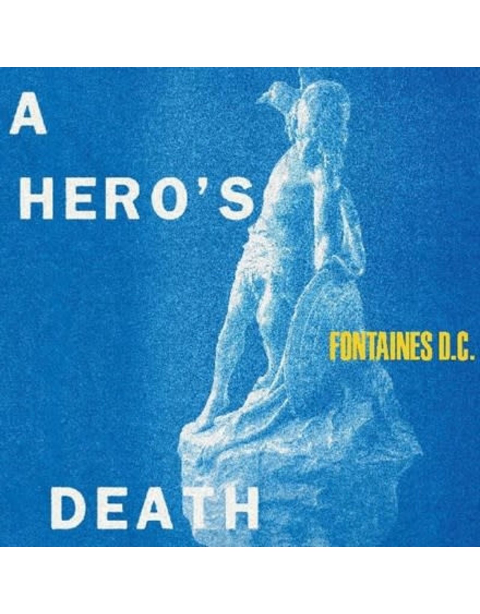 Partisan Fontaines D.C.: A Hero's Death LP