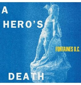 Partisan Fontaines D.C.: A Hero's Death LP