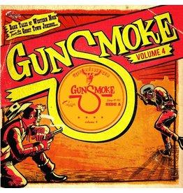 "Stag O Lee Various: Gunsmoke V4 10"""