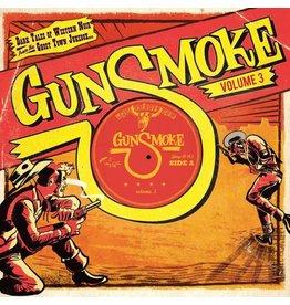 "Stag O Lee Various: Gunsmoke V3 10"""