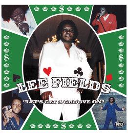 Daptone Fields, Lee: 2020RSD2 - Let's Get A Groove On (GREEN SPLATTER VINYL) LP
