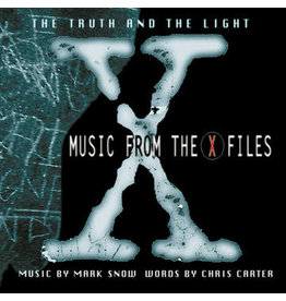 Warner Snow, Mark: 2020RSD2 - Music from the X-Files LP