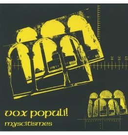 Platform 23 Vox Populi!: Myscitismes LP