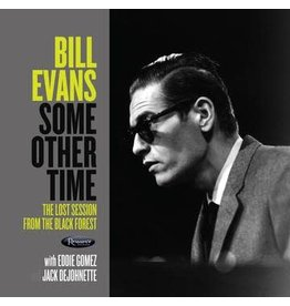 Resonance Evans, Bill: 2020RSD2 - Some Other Time the Lost Session from the Black Forest LP